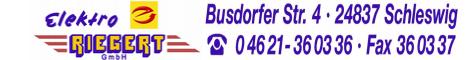 Elekrto Riegert Busdorf