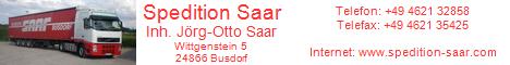 Spedition Saar